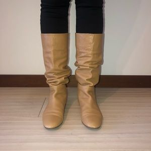 Casadei slouchy boots